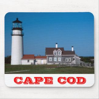 Highland Lighthouse Cape Cod Massachusetts Mousepa Mouse Mat