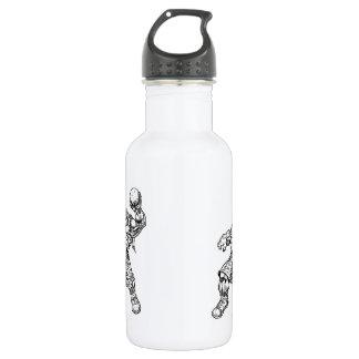 highland lion 532 ml water bottle