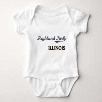 Highland Park Illinois City Classic T-shirt