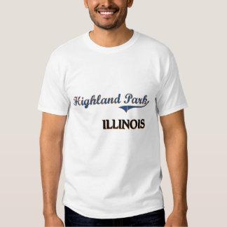Highland Park Illinois City Classic T Shirts