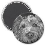 Highland Terrier Magnet