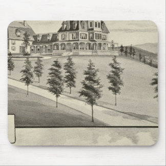 Highland View, Claremont, NH Mouse Mat