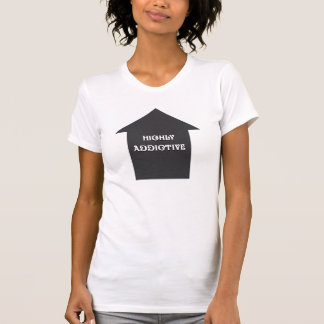 HIGHLY ADDICTIVE Women's Logo T-shirt