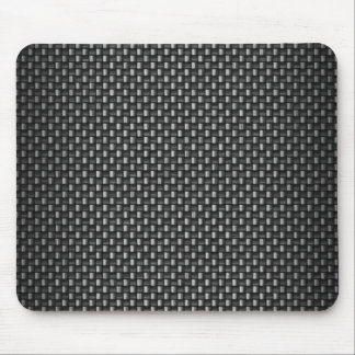 Highly Realistic Carbon Fiber Textured Mouse Pad