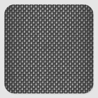 Highly Realistic Carbon Fiber Textured Stickers