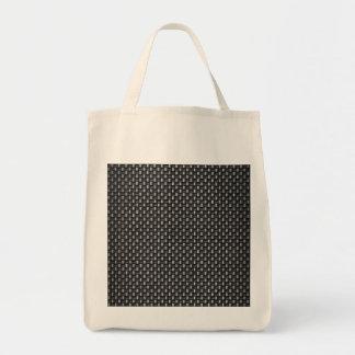 Highly Realistic Carbon Fiber Textured Bag
