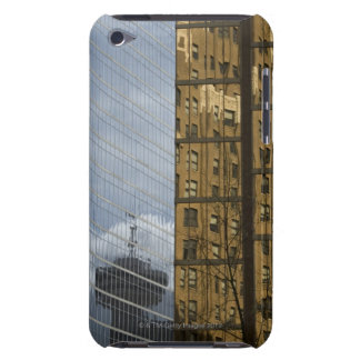 Highrise reflections, Vancouver, British iPod Case-Mate Case