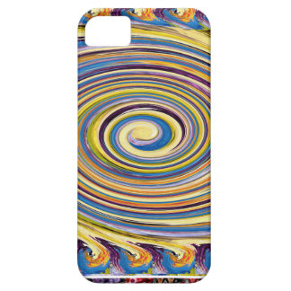 HighTide Sea Waves Hurricane Circular motion gifts iPhone 5/5S Cover