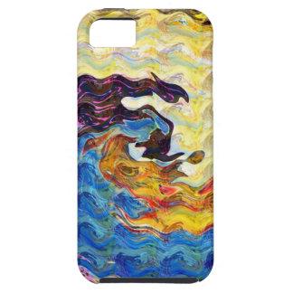 Hightide Waves Hurricane Season Cute Pretty Gifts iPhone 5 Cover