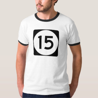 Highway 15, Mississippi, USA Tee Shirt