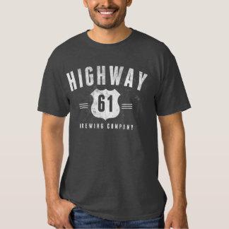Highway 61 Brewing - Gray Tee