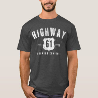 Highway 61 Brewing - Gray Tee