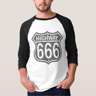 Highway 666 T-Shirt