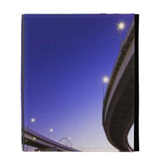Highway at Night iPad Folio Cover