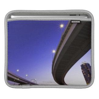 Highway at Night iPad Sleeve