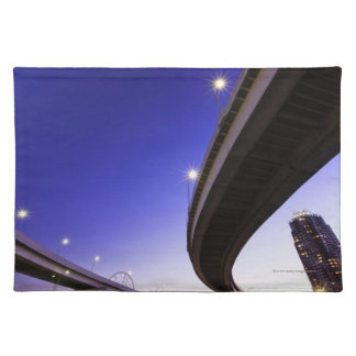Highway at Night Placemat