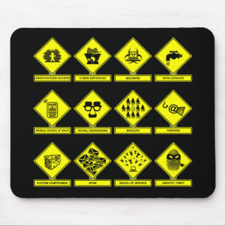 Highway of Threats Mousepad