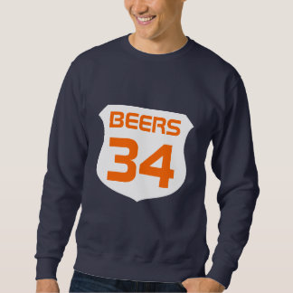 Highway sign shirt - Chicago  spoof