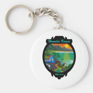 """Highway to heaven"",magic window design #2 Basic Round Button Key Ring"
