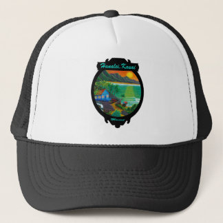 """Highway to heaven"",magic window design #2 Trucker Hat"