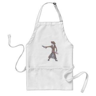 highwaymen standard apron