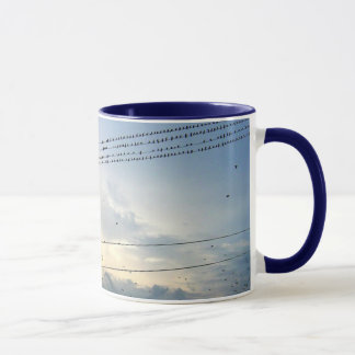 Highwire Blackbirds Mug