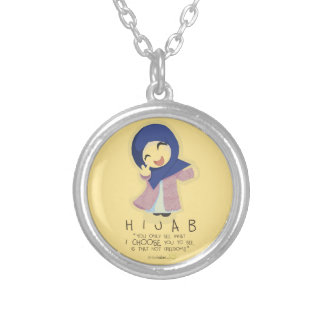 Hijab is Freedom Necklaces