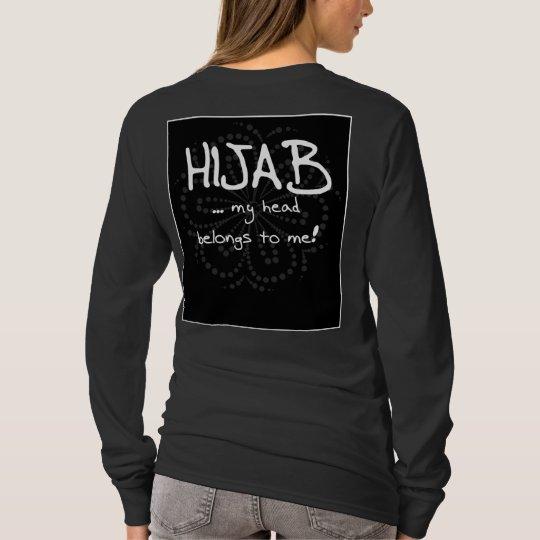 Hijab - my head belongs tons of ME
