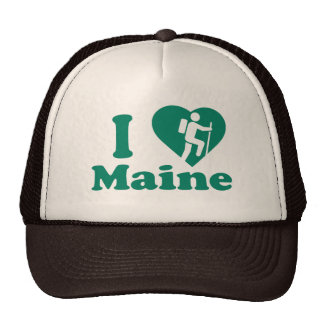 Hike Maine Cap