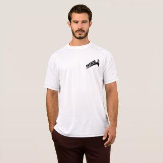 """HIKE"" Men's Champion Double Dry Mesh T-Shirt"