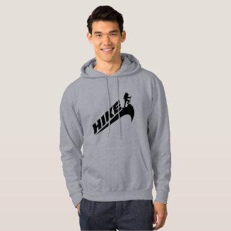 """""""HIKE"""" Men's Sweatshirt Hoodie"""