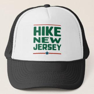 Hike New Jersey Trucker Hat