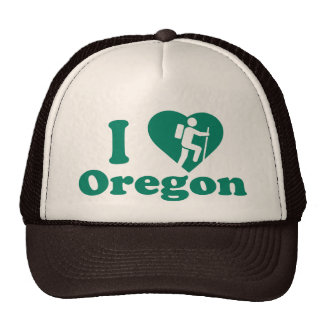 Hike Oregon Cap