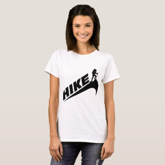 """HIKE""  Woman's T-Shirt"
