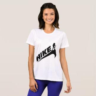"""HIKE""  Women's Sport-Tek Competitor T-Shirt"