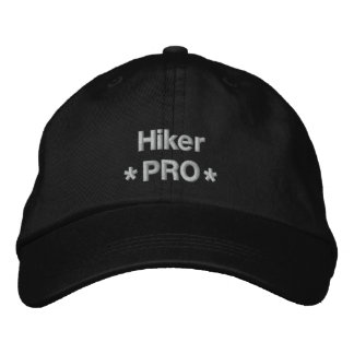 Hiker Pro Embroidered Hats