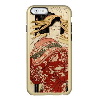 Hikeyotsu no yoru no ame (Vintage Japanese print) Incipio Feather® Shine iPhone 6 Case