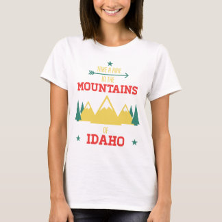 Hiking in Idaho T-Shirt