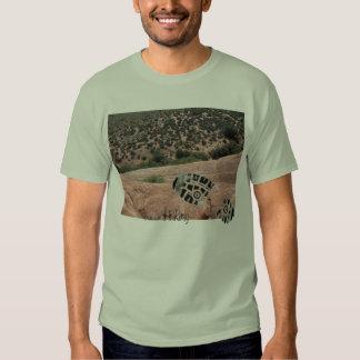 Hiking photo shirt