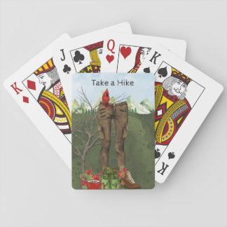 Hiking Playing Cards