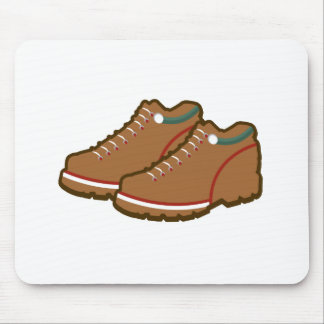 Hiking Shoes Mousepads