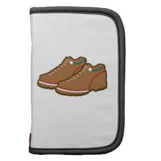 Hiking Shoes Folio Planners