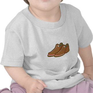 Hiking Shoes T Shirt