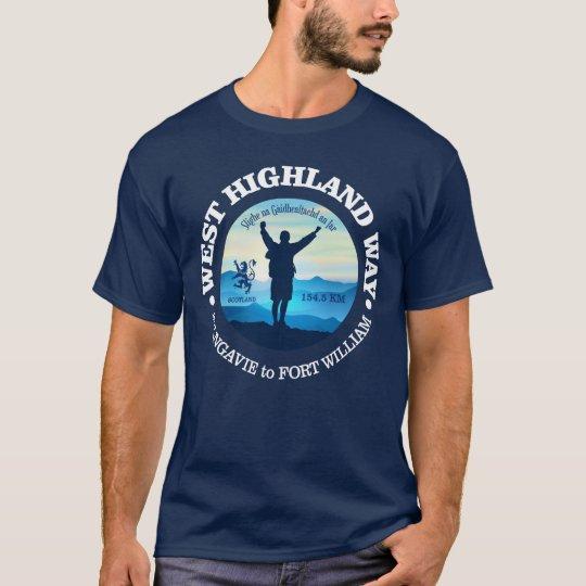Hiking (West Highland Way) T-Shirt