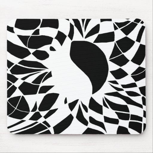 Hilandezine Ying-Yang Mousepad