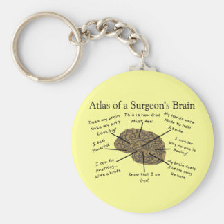 Hilarious Surgeon Gifts Key Ring