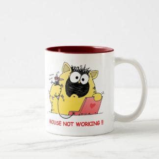 Hilarious Two-Tone Mug