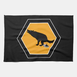 Hilarious Wolves FC Tea Towel