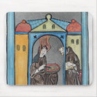 Hildegard of Bingen Mouse Mat