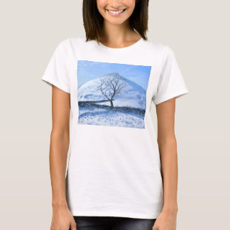 Hill and Tree Derbyshire 2008 T-Shirt